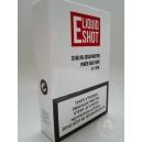 Eliquid shot - nikotinový booster 50PG/50VG 6x10 ml pack, 20 mg