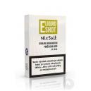 Eliquid shot salt -nikotinový booster 50PG/50VG 5x10 ml pack, 20 mg